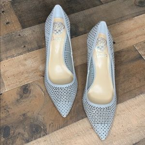 Vince Camuto | Rhinestone Pumps | Size 6